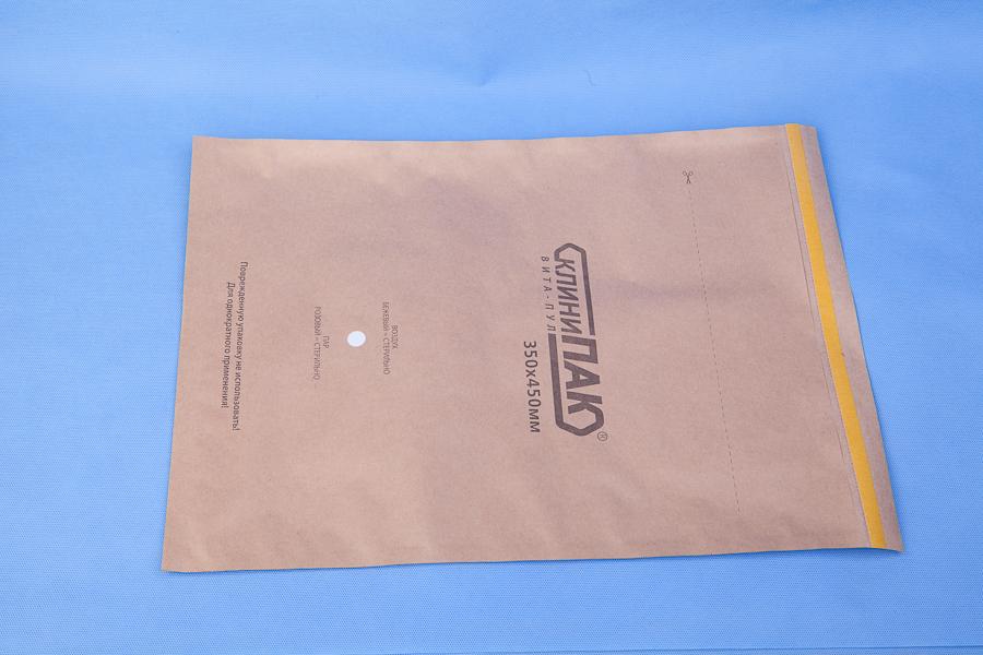 Пакеты Бумажные Клинипак Инструкция - фото 6