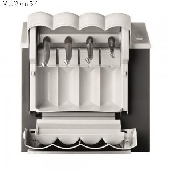 QUATTROcare® Plus 2124А  прибор для чистки, смазки и ухода за наконечниками