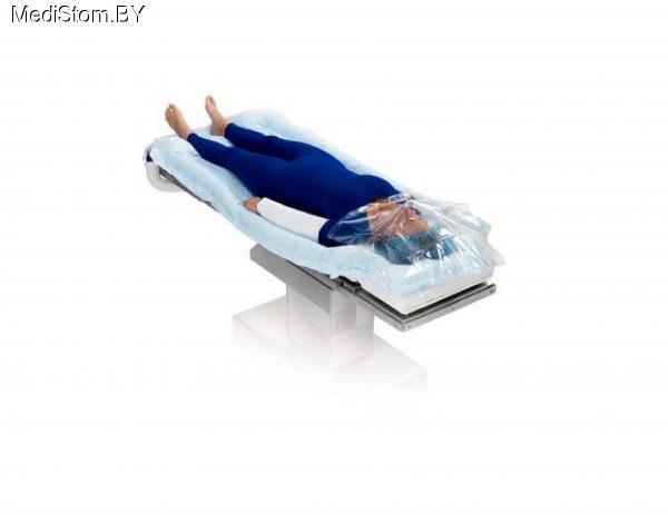 Подкладное одеяло с полным хирургическим доступом