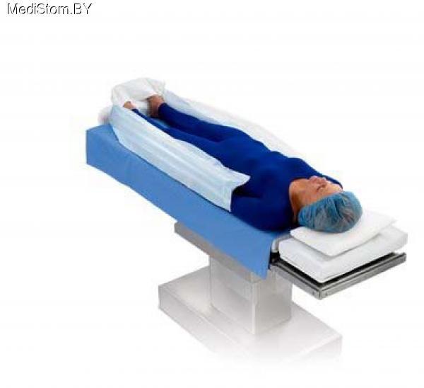 Стерильное одеяло с кардиохирургическим доступом