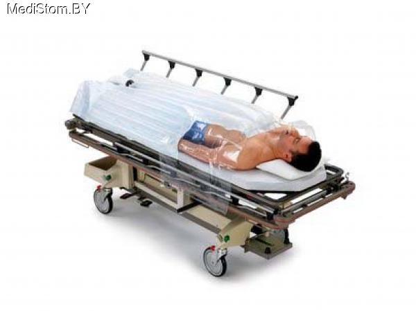Одеяло обогревающее с доступом к грудной клетке