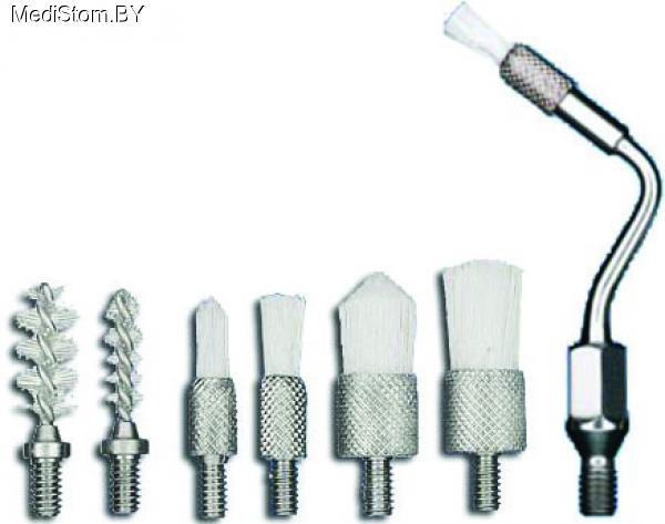 Насадки SONICflex clean и щетки Sono для профессиональной механической чистки зубов