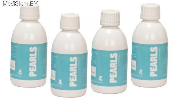Профессиональное чистящее средство KaVo PROPHYpearls neutral для порошкоструйного наконечника (4 бутылки по 250 г) - нейтральный вкус