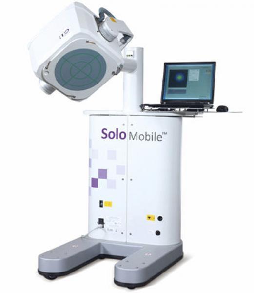Гамма-камера с малым полем зрения / для маммосцинтиграфии / для сцинтиграфии щитовидной железы / подвижная DDD Diagnostic SoloMobile™