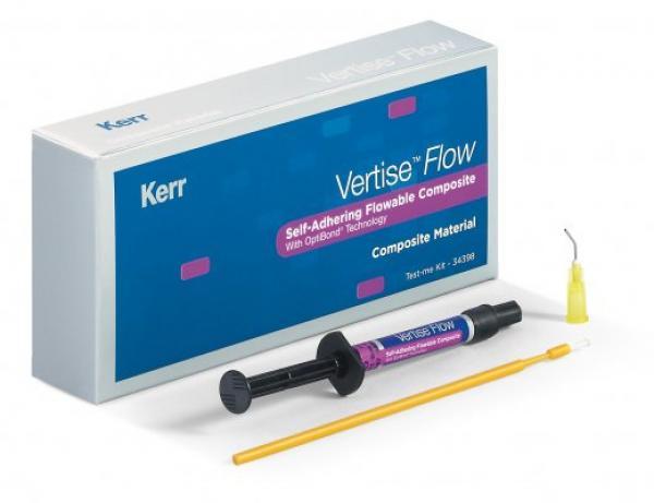 Текучий наногибридный композитный материал Vertise™ Flow (пробный набор)