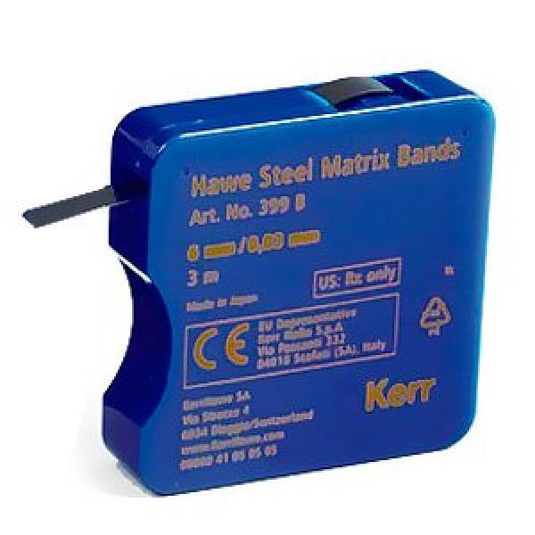 Матричные полоски Hawe™ Steel Matrices (ширина 6 мм)