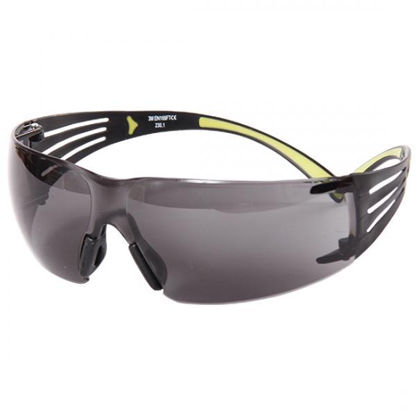 Очки защитные 3М SecureFit™ 402 (с мягкими вставками на дужках и регулируемыми носовыми упорами)