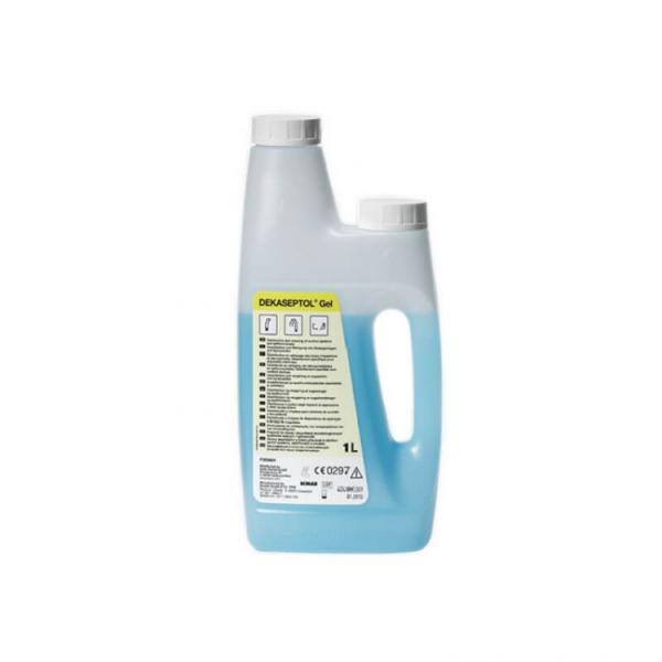 Чистящий и дезинфицирующий гель на основе кокоса для стоматологических аспираторных систем KaVo DEKASEPTOL™ (1л)