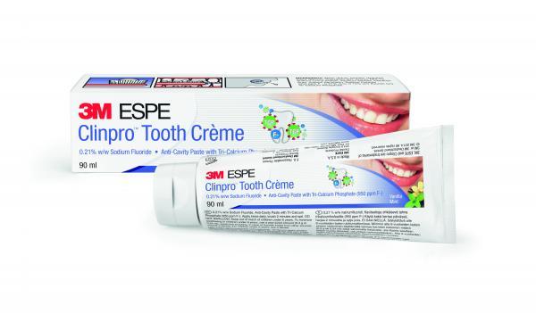 Зубная Паста 3M Clinpro Tooth Creme для профилактики кариеса (для домашнего использования)