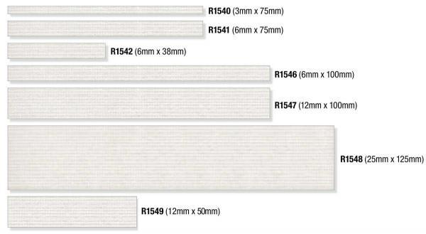 Полоска пластырная Steri-Strip Skin Closure (усиленная), 12мм х 100мм