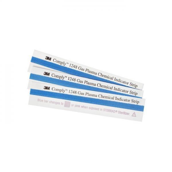 Индикатор химический для контроля плазменной стерилизации