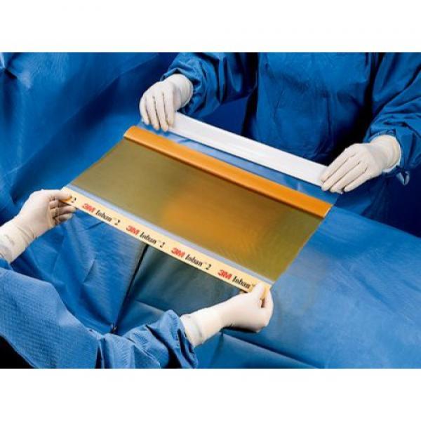 Покрытие хирургическое антимикробное разрезаемое  Ioban 2, общий размер 66см х 45 см
