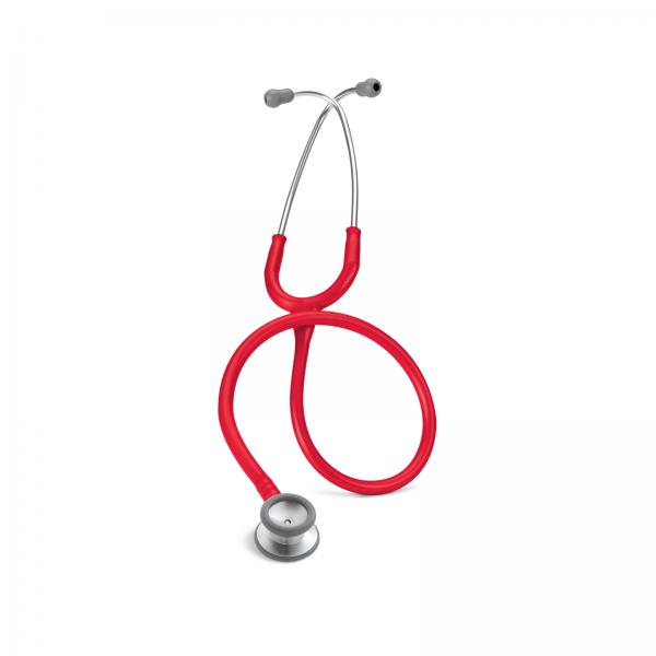 Стетоскоп ЗМ Littmann Classic II Pediatric (красный)