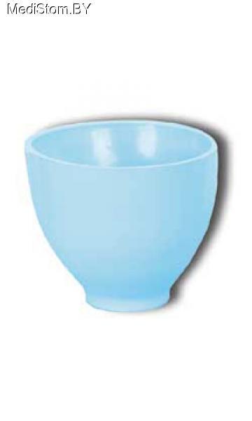 Контейнер для смешивания, голубой, диаметр 140 мм